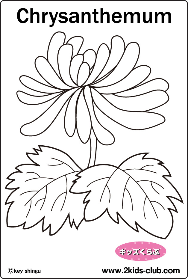 kevin henkes chrysanthemum coloring pages - photo#14